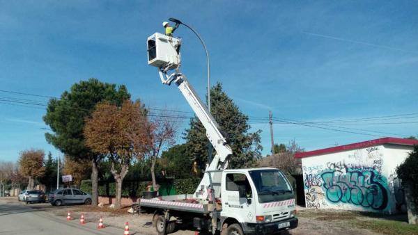 Actuaciones de mantenimiento de la Urbanización ...