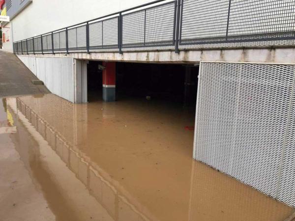 Inundaciones por las tormentas del 15 de ...