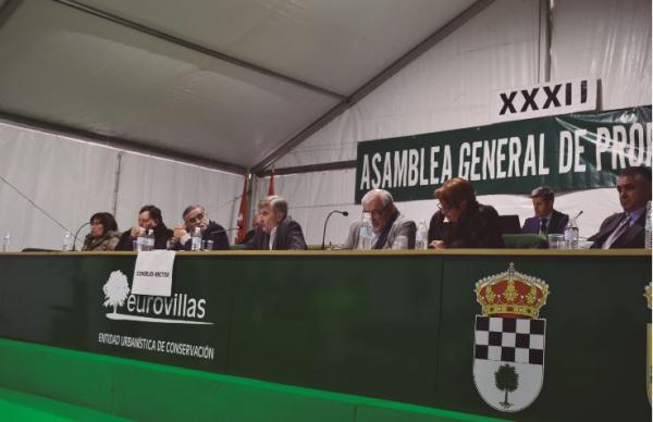 XXXII Asamblea General Ordinaria